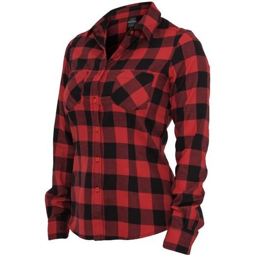 chemise femme noire et rouge. Black Bedroom Furniture Sets. Home Design Ideas
